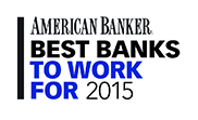 American Banker best banks to work for 2015