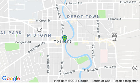 Ypsilanti locations